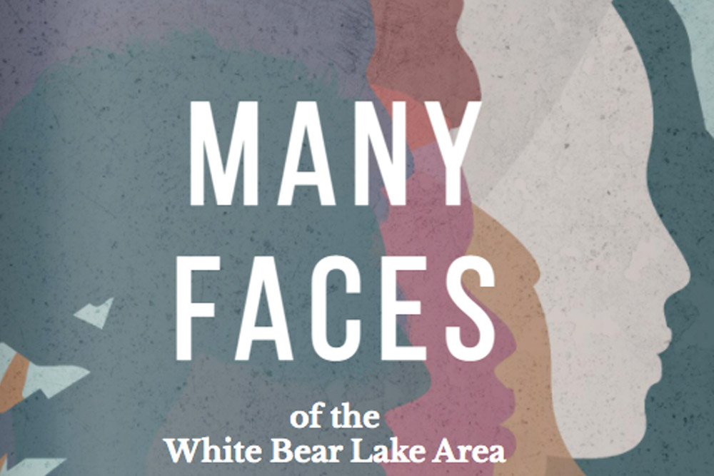 Many Faces Book Cover